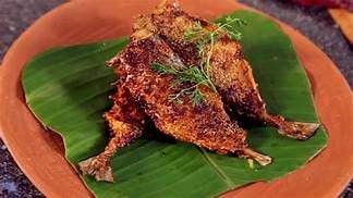 King Fish Recheado Masala Fried
