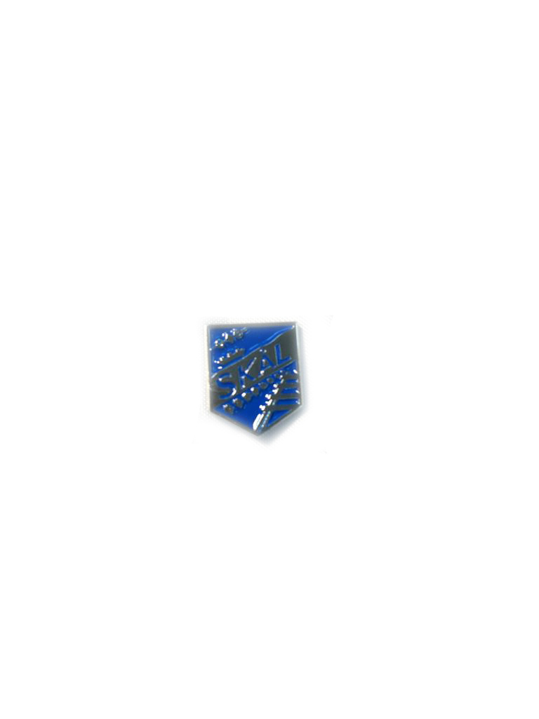 SKAL BLUE PIN